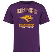 Men's Purple Northern Iowa Panthers Big & Tall Campus Icon T-Shirt