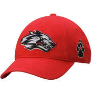 Men's Red New Mexico Lobos Mallory Structured Adjustable Hat