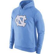 Men's Nike Carolina Blue North Carolina Tar Heels Jordan Performance Hoodie
