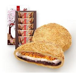 聖保羅Q餅5入禮盒