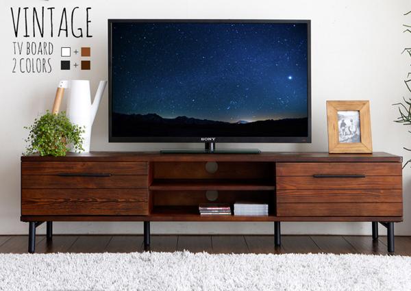 Vintage日系工業風5尺電視櫃