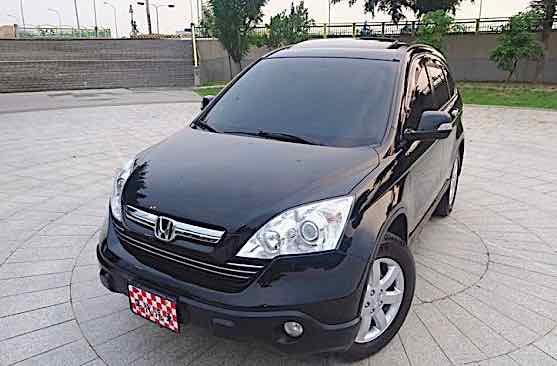 2007 Honda CRV 2.4  四輪傳動