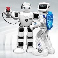 遙控跳舞對話機械玩具