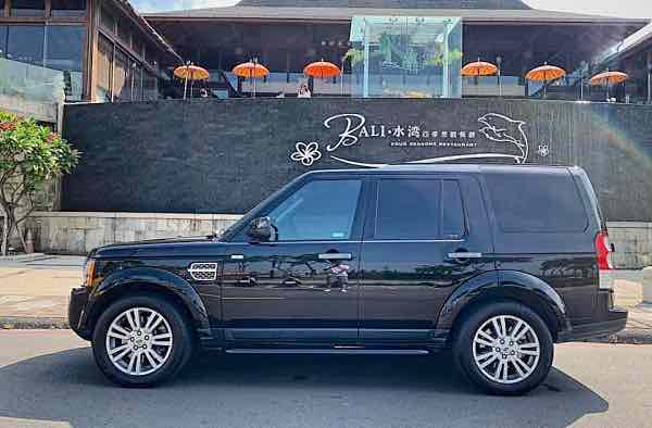 自售 Land Rover Discovery4
