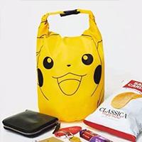 日本雜誌附錄包寶可夢防水便當袋