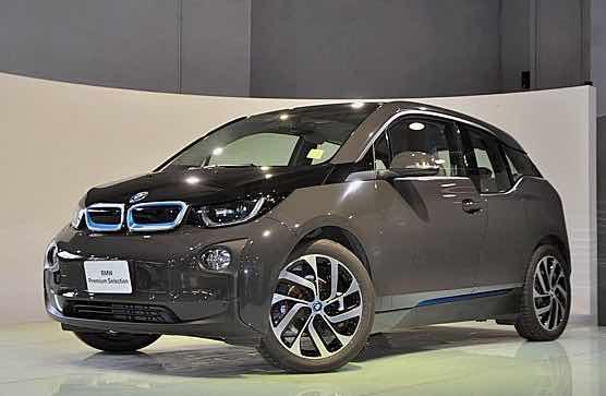 2014 BMW總代理 i3 增程版 油電