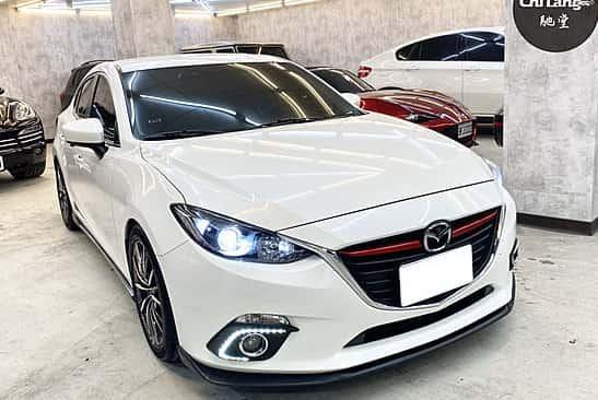 2015 Mazda3魂動 一手