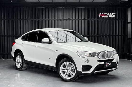 BMW X4 2016年
