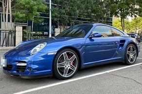 2008保時捷911 Turbo