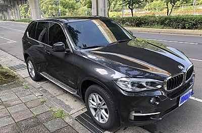 BMW 2015出廠 X5 35i 三排七人座