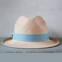 細編素面爵士帽
