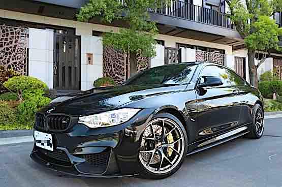 2014 BMW 總代理 M4 黑色 少跑