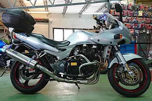 KAWASAKI,2003年ZR-7S(車友寄賣)