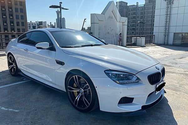 BMW F13 M6 超新原漆