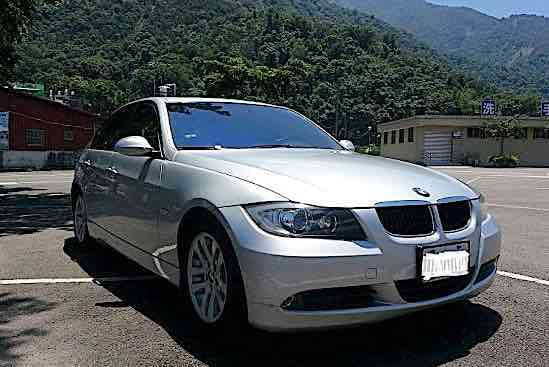 自售 2007年 BMW 320 i 總代理
