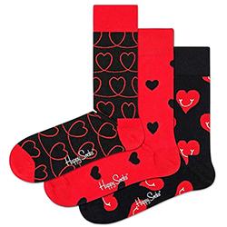 Happy Socks Men's I Love You Gift Box