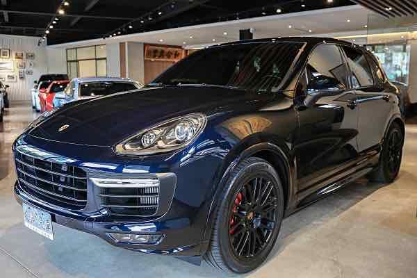 Porsche Cayenne GTS 2016 永業