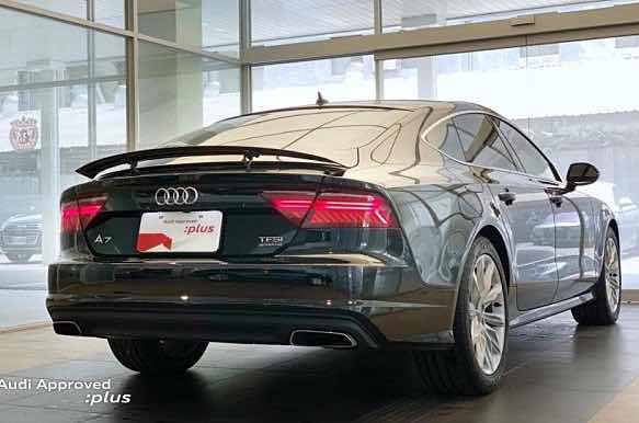2015 A7 Sportback 50 TFSI quattr