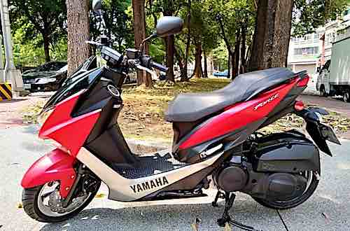2016 YAMAHA FORCE 155 水冷機車