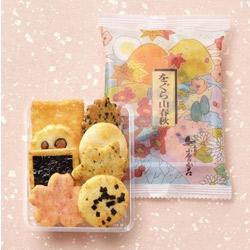 小倉山莊山春秋11袋/1袋8枚禮盒