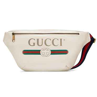 Gucci Logo Belt Bag