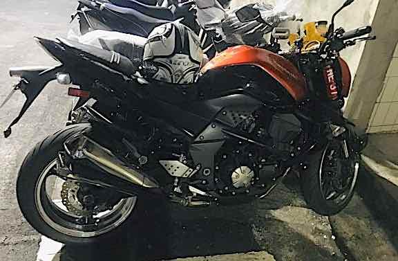 自售 2009 Kawasaki Z1000