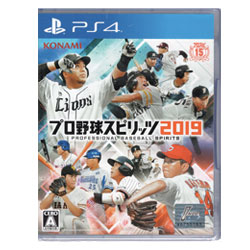 PS4 職棒野球魂 2019