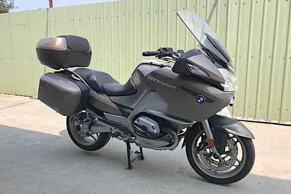 自售 BMW R1200RT頂規 2009年掛牌
