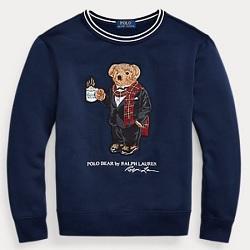 POLO BEAR 熊熊大學T青年款