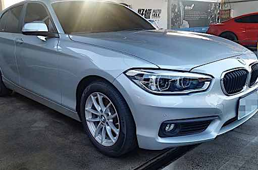 割愛出售 僅3年BMW 118i  絕版後驅