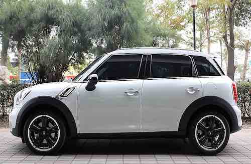 12年 Countryman S ALL4 實跑3.9萬