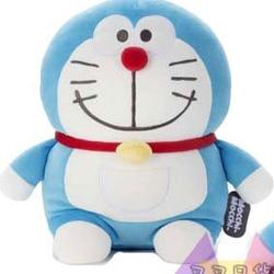 哆啦A夢小叮噹超柔軟娃娃