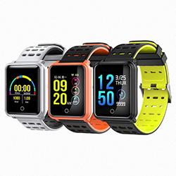彩色螢幕 心律監控 智慧手錶