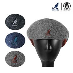KANGOL鴨舌帽