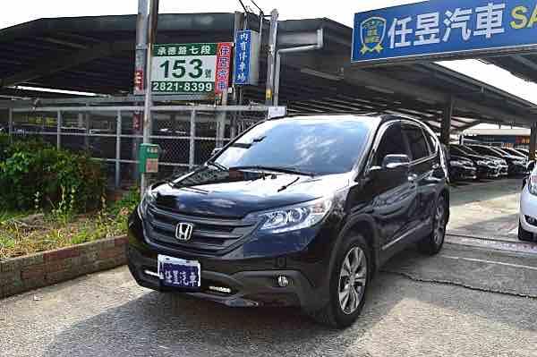 2014年 本田CRV 2.4
