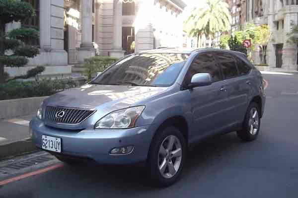 2006式 凌志RX330一手車