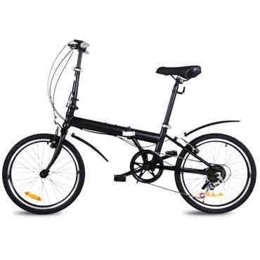 折疊變速自行車山地車