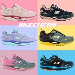 SKECHERS彈力鞋