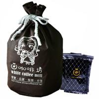 無糖原味白咖啡30袋