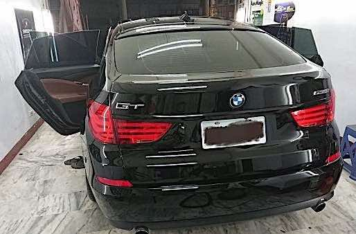 BMW F07 535GT 3.0 單渦輪雙渦流