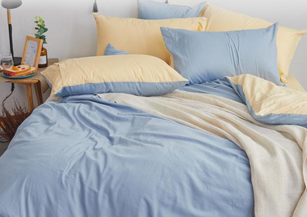 100%精梳棉床包組雙人加大