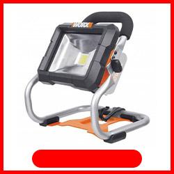 WORX 威克士 WX026 20V 鋰電 工作燈 LED燈