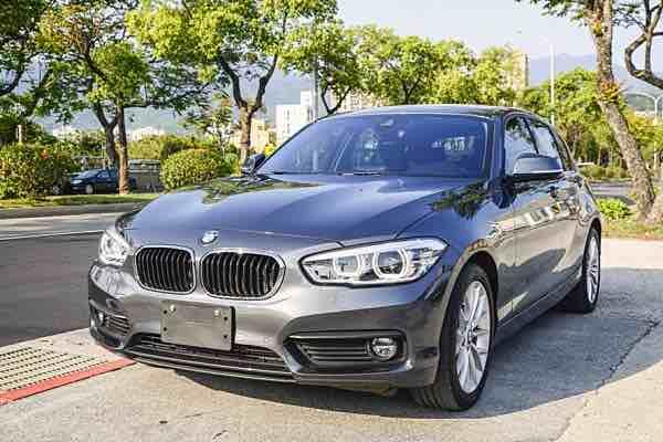 2018 BMW 118i保固中