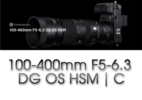 Sigma 100-400mm 24期0利率