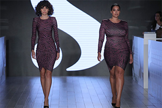 See the S by Serena collection on the runway