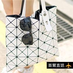 6*6幾何方格手提包