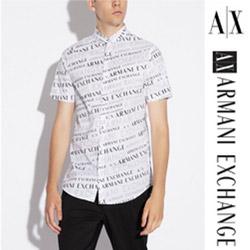 AX滿版襯衫