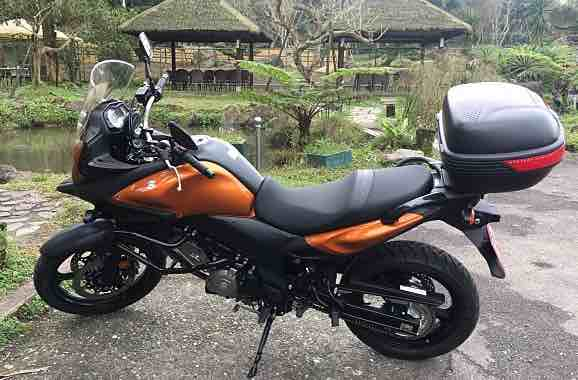 自售 2012 SUZUKI V-STROM 650