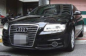 2011年式Audi A6車庫車