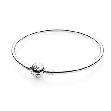 Pandora 圓扣硬式手環